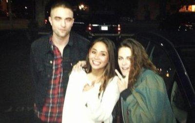 Robert Pattinson et Kristen Stewart à nouveau ensemble!