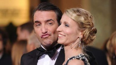Jean Dujardin dément sa rupture avec Alexandra Lamy