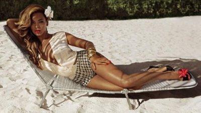 Beyoncé nouvelle égérie de H&M