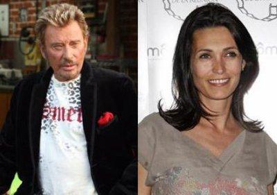 Johnny Hallyday confirme son divorce avec Adeline Blondieau