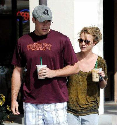 Britney Spears à nouveau en couple