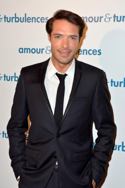 Cinéma - Portrait de Nicolas Bedos, l'une des acteurs du film << Amour & Turbulences >>