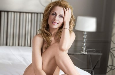 Lara Fabian pose nue