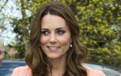 Kate Middleton devrait accoucher le 13 juillet 2013