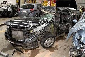 Au moins dix morts dans des accidents ce week-end