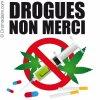 NON A LA DROGUE