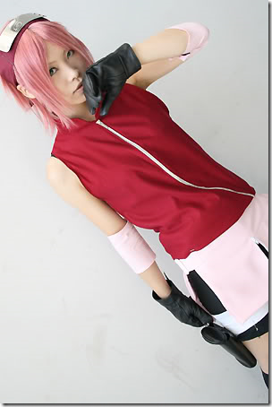 Team 7 Cosplay