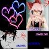 SasuSaku montage =D by Me et Bloggif XD