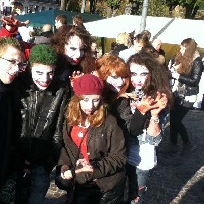 Zombie Walk 2012 à Lille !!!!!! =D