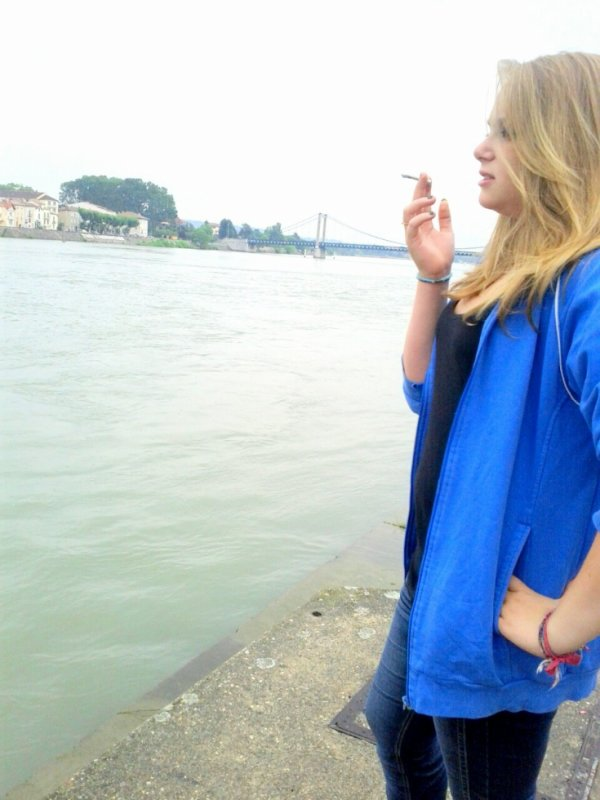 Fume avant que la Vie tu fume :)