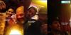 *Il y a quelques heures,Colin était dans un bar avec Lee Arenberg (Grincheux) etLen Catling (Journaliste) *