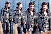*01/04/13 - Colin O'Donoghue a était apperçut sur le set de Once Upon A Time en tenue de Hook.  *