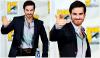 *EVENT— 26/07/14 - Colin O'Donoghue au Comic Con 2014 pour le panel de TV Guide Magazine Fan Favorite.