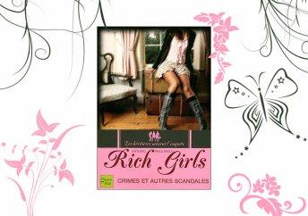 Rich Girls tome 1: Crimes et autres scandales de Antonio Pagliarulo