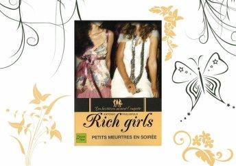 Rich Girls tome 2 : Petits meutres en soirée de Antonio Pagliarulo