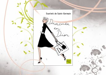 Dracula en Dior de Scarlett, comtesse de Saint-Germain