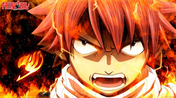 Natsu Dragneel, Salamander(Mage le plus épique de Fairy Tail)