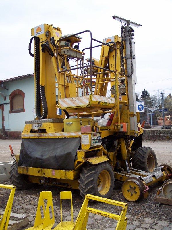 Petit matériel caténaire LAMA T1 2N - 05-007 - Colas Rail
