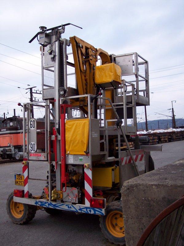 Petit matériel caténaire 4'Axe - 05.083.2104 - SNCF-MN - Lorry 46