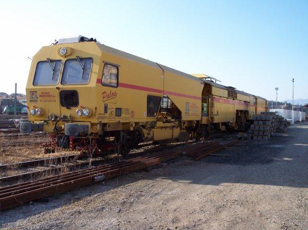 Bourreuse de ligne B50 D - 99 87 9 121 502-8 - Meccoli