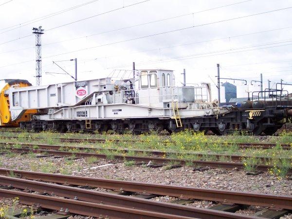 Convoi exceptionnel ferroviaire - 83 87 996 8 000-7 - STSI