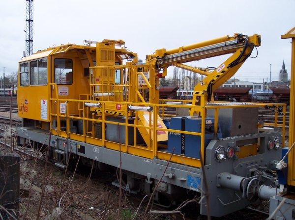 Draisine EMC BR - 7.366 - ST