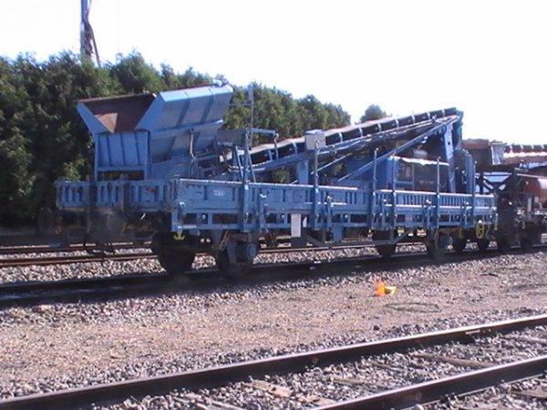 Wagon plat Bull - 99 87 9 383 530-2 - Vecchietti