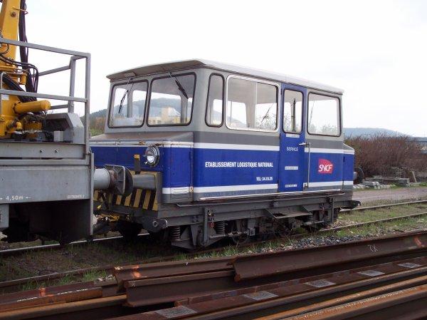Mauzinettes n° 4- SNCF