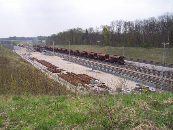 Site de Maintenance LGV Rhin Rhône
