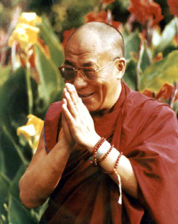 Paroles de sagesse du Dalaï Lama