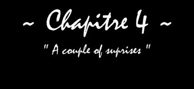 A Beautiful Disaster - Chapitre IV