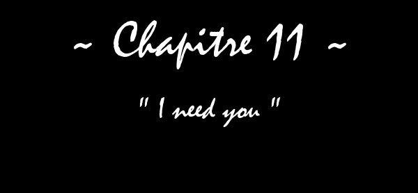 A Beautiful Disaster - Chapitre XI