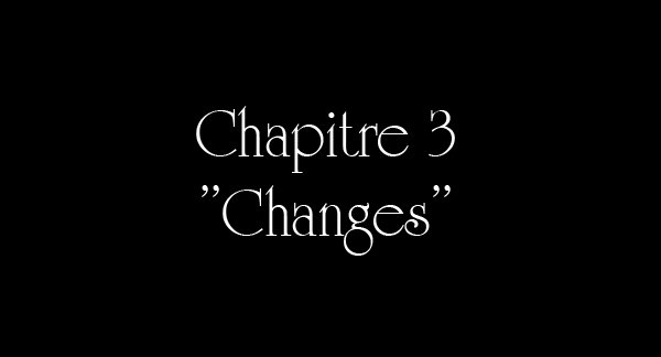 The Real Disaster - Chapitre 3