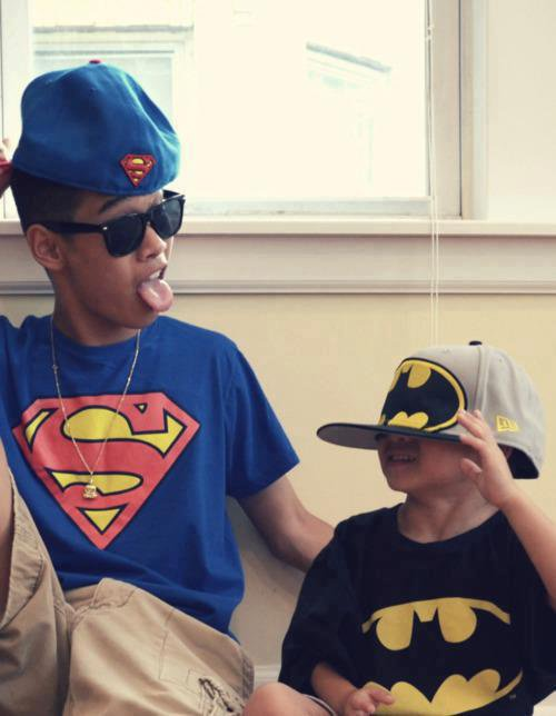 superman batman ... ♥