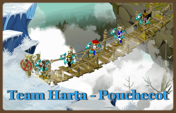 Bienvenue sur le blog de la team Harta sur le serveur Pouchecot!