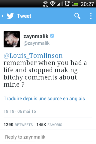 CLASHE! Louis VS Zayn/Naughty