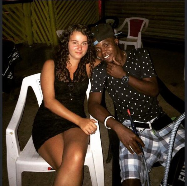 Mamadou, bien plus qu'un simple ami :3