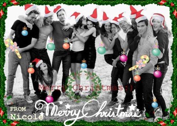 Noël ou les cadeaux skyblog