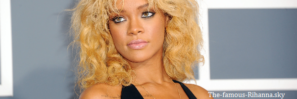 """Rihanna nominée trois fois au """" Grammy Awards """" 2013"""