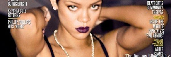 Rihanna élu la chanteuse la mieux habillé de 2012