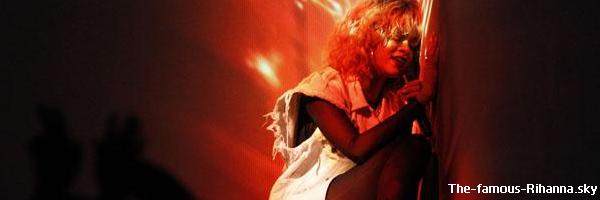 Rihanna's Actuality