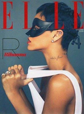 """Nouvelles couverture pour le magazine """" ELLE UK """" d'avril"""