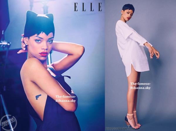"""Interview pour """" ELLE UK """" + nouvelle photos"""
