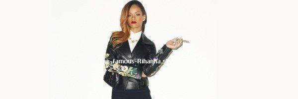"""Rihanna est une artiste immortelle selon le magazine """" Rolling Stones """""""