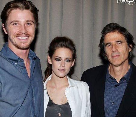 Kristen Stewart: continue son chemin face au scandale.