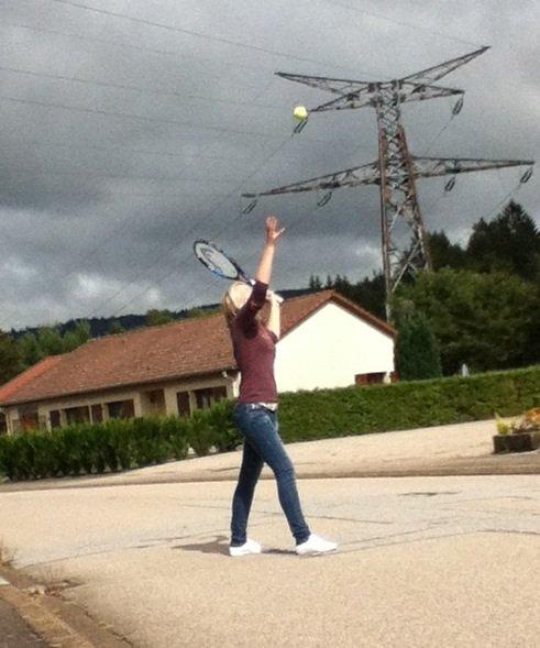 Le tennis *_*