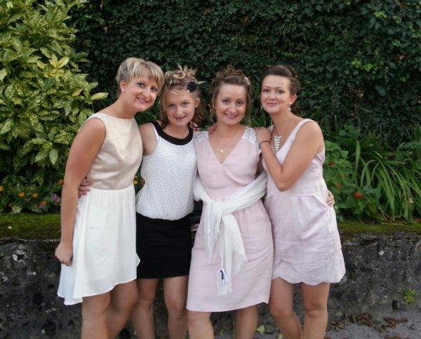 Avec mes soeurs