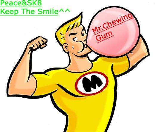 Mr-ChewingGum