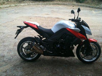 nouvelle moto