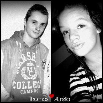 Aurélia & Thomas  <3 !